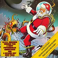G.O.D. Records Wishes You A Very Psychedelic Christmas And A Spaced Out New Year