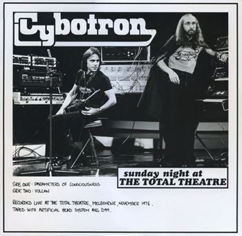 Sunday Night At The Total Theatre
