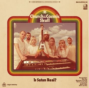 Is Satan Real? (3rd Pressing)