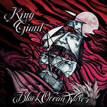 Black Ocean Waves