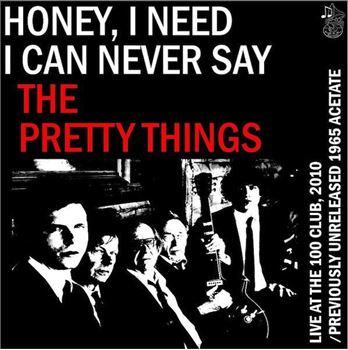 Honey, I Need / I Can Never Say
