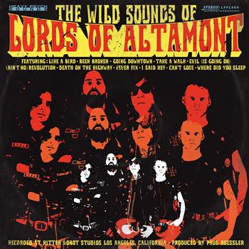 The Wild Sound of The Lords Of Altamont