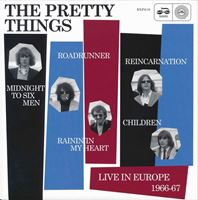 Live In Europe 1966-67(RSD 2018)