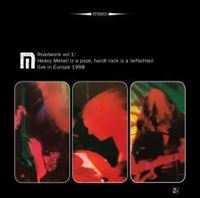 Roadwork Vol 1: Heavy Metal Iz A Poze, Hardt Rock Iz A Laifschteil - Live In Europe 1998
