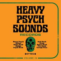 Heavy Psych Sounds Sampler Vol IV
