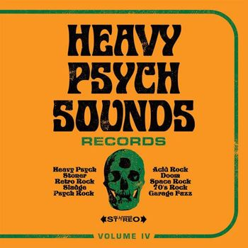 Heavy Psych Sounds Sampler Vol IV