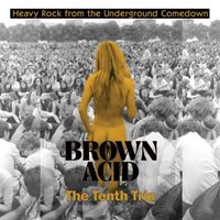 Brown Acid: The Tenth Trip (Heavy Rock From The Underground Comedown)