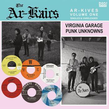 Ar-Kives Volume One: Singles & Unreleased