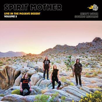 Live In the Mojave Desert: Volume 3