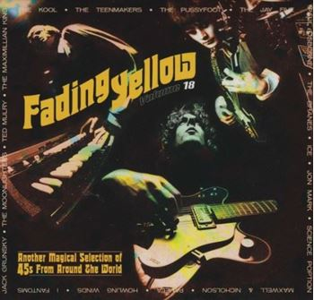 Fading Yellow Vol 18 (Another Magical Selection Of 45s From Around The World)