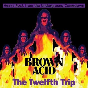 Brown Acid: The Twelfth Trip (Heavy Rock From The Underground Comedown)