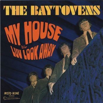 My House / Luv Look Away